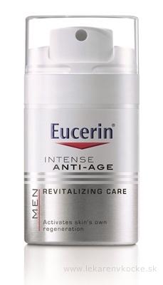 Eucerin MEN intenzívny krém proti vráskam 1x50 ml