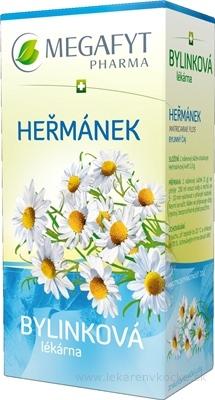 MEGAFYT Bylinková lekáreň RUMANČEK bylinný čaj 20x1 g (20 g)