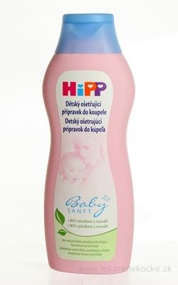 HiPP BabySANFT Pena do kúpeľa 1x350 ml
