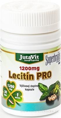 JutaVit Lecitín PRO 1200 cps 1x30 ks