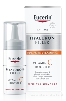 Eucerin Hyaluron - Filler Vitamin C booster 7,5 ml