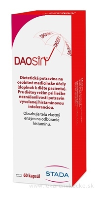 STD DAOSIN 60 tabliet