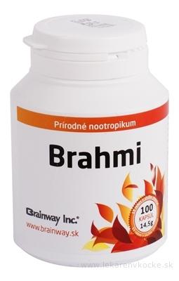 Brainway BRAHMI cps 1x100 ks