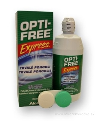 OPTI-FREE EXPRESS 1x355 ml