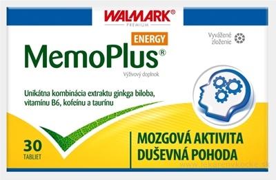 WALMARK MemoPlus ENERGY cps 1x30 ks