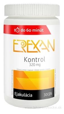 EREXAN Kontrol 320 mg cps pre mužov 1x30 ks