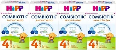 HiPP 4 BIO Combiotik 4x500 g