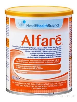 Nestlé ALFARÉ 400 g dietetická potravina 400 g