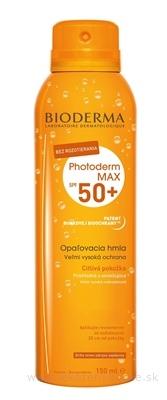 BIODERMA Photoderm Opaľovacia hmla SPF50+ (V2) 1x150 ml