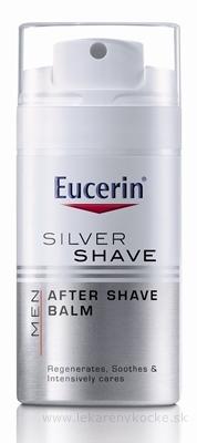 Eucerin MEN SILVER SHAVE balzam po holení 1x75 ml