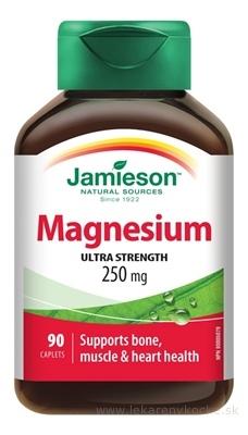 JAMIESON HORČÍK 250 mg tbl 1x90 ks