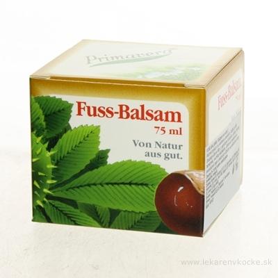 PRIMAVERA FUSS BALSAM balzam na nohy 1x75 ml
