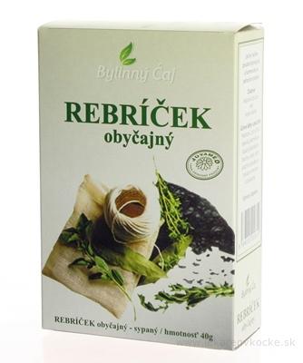 JUVAMED REBRÍČEK OBYČAJNÝ - VŇAŤ bylinný čaj sypaný 1x40 g