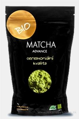 ADVANCE Matcha BIO jemne mletý zelený čaj 1x100 g