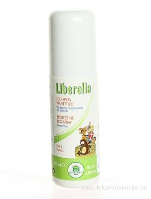 NH - Liberella ochranný eko sprej prevencia pred zavšivavením, suchý efekt 1x100 ml