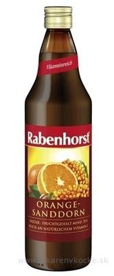 Rabenhorst Pomarančovo-rakytníkový nektár 1x750 ml