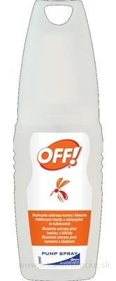 OFF! ROZPRAŠOVAČ repelent 1x100 ml
