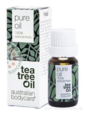 ABC Tea Tree Oil originál ČAJOVNÍKOVÝ OLEJ 100% (inov. obal 2018) 1x10 ml