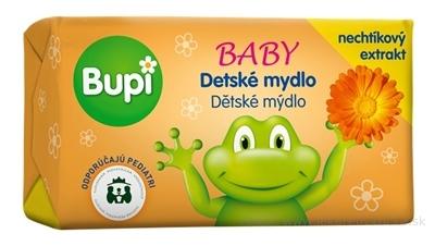 Bupi BABY Tuhé mydlo s nechtíkovým extraktom 1x100 g
