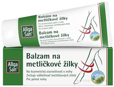 Allga San Balzam na metličkové  žilky 1x100 ml