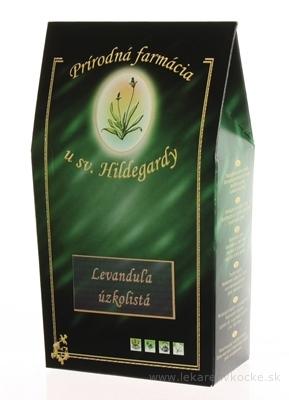 Prír. farmácia LEVANDUĽA ÚZKOLISTÁ bylinný čaj 1x30 g
