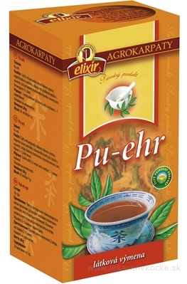 AGROKARPATY PU-ERH čaj 20x1 g (20 g)