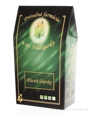 Prír. farmácia PĽÚCNIK bylinný čaj 1x30 g
