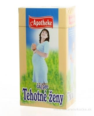 APOTHEKE ČAJ PRE TEHOTNÉ ŽENY 20x1,5 g (30 g)