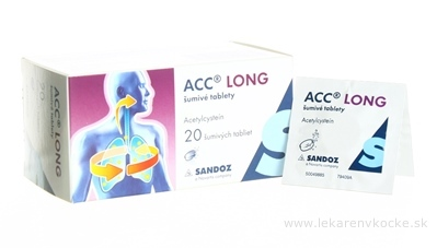ACC LONG tbl eff 600 mg (vre.Al/papier) 1x20 ks