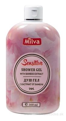 Milva SPRCHOVÝ GÉL SENSITIVE (Shower gel BAMBOO) 1x300 ml
