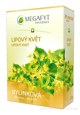 MEGAFYT BL LIPOVÝ KVET bylinný čaj 1x30 g
