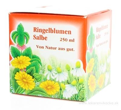 PRIMAVERA RINGELBLUMEN SALBE nechtíková masť 1x250 ml