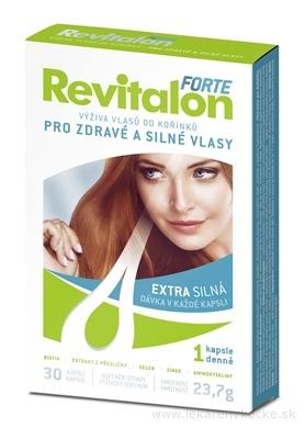 VITAR Revitalon FORTE cps 1x30 ks