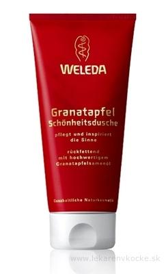 WELEDA Sprchovacia emulzia Granátové jablko (Granatapfel Schönheitsdusche) 1x200 ml