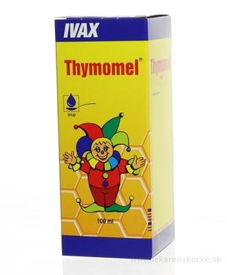 THYMOMEL sir (fľ.skl.hnedá) 1x100 ml