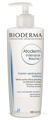 Bioderma Atoderm Intensive telové mlieko 500 ml