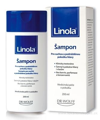 Linola Šampón 1x200 ml