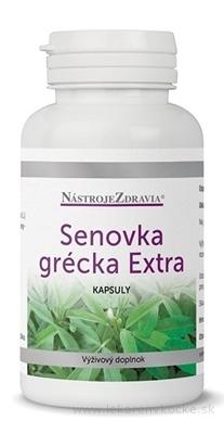 Senovka grécka Extra (60cps)