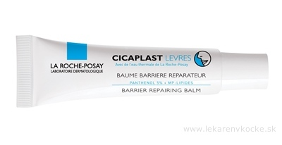 LA ROCHE-POSAY CICAPLAST LIPS B5 (M6917700) 1x7,5 ml