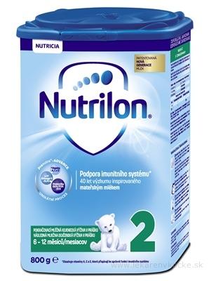 Nutricia Nutrilon 2 ProNutra 800 g