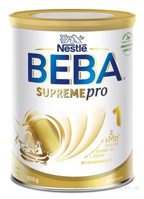 BEBA SUPREME PRO1 800 g