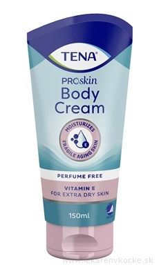 TENA TELOVÝ KRÉM (Body Cream) 1x150 ml