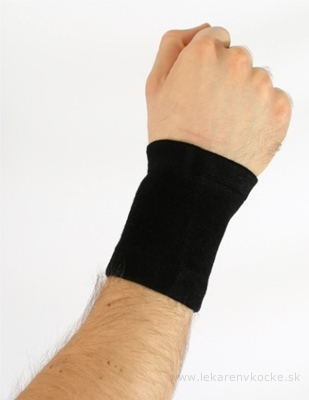 ANTAR Elastická ortéza zápästia so spandexom veľkosť XL, AT53018, 1x1 ks