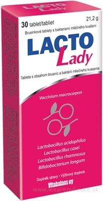 Vitabalans LACTO Lady tbl 1x30 ks