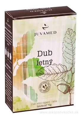 JUVAMED DUB LETNÝ - KÔRA bylinný čaj sypaný 1x70 g
