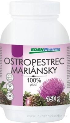 EDENPharma OSTROPESTREC MARIÁNSKY granulovaný plod 1x150 g