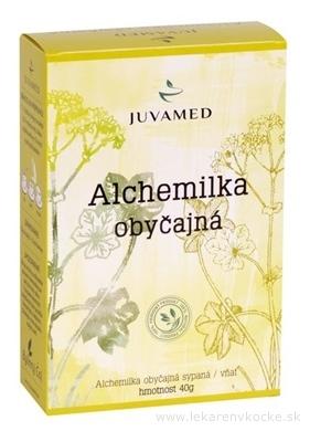 JUVAMED ALCHEMILKA OBYČAJNÁ - VŇAŤ bylinný čaj sypaný 1x40 g
