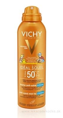 VICHY IDEAL SOLEIL Anti-Sand pre deti SPF 50+ sprej (MB001800) 1x200 ml