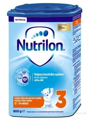 Nutricia Nutrilon 3 800 g