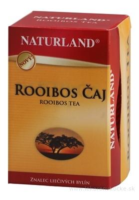 NATURLAND ROOIBOS ČAJ bylinný čaj, nálevové vrecúška 20x1,5 g (30 g)